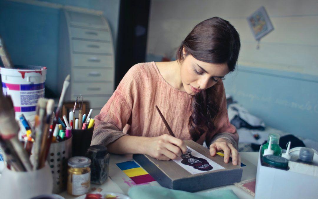Portfolio freelancera-grafika: jak się wyróżnić?